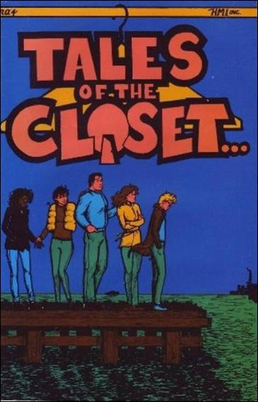 Tales of the Closet 4-A by Hetrick-Martin Institute, Inc.