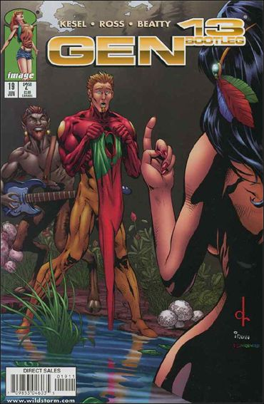 Gen13 Bootleg 19-A by WildStorm