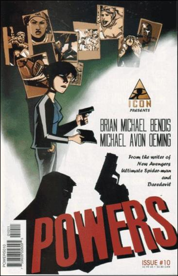 Powers (2004) 10-A by Icon