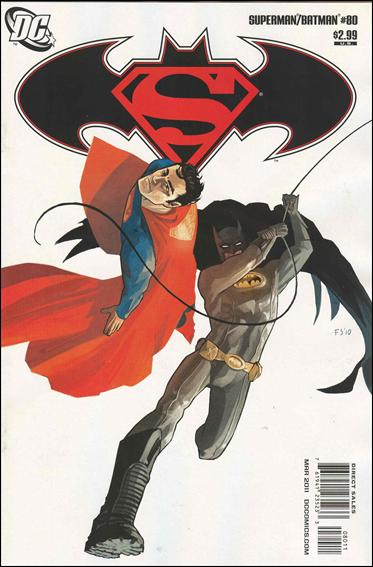 Superman/Batman 80-A by DC