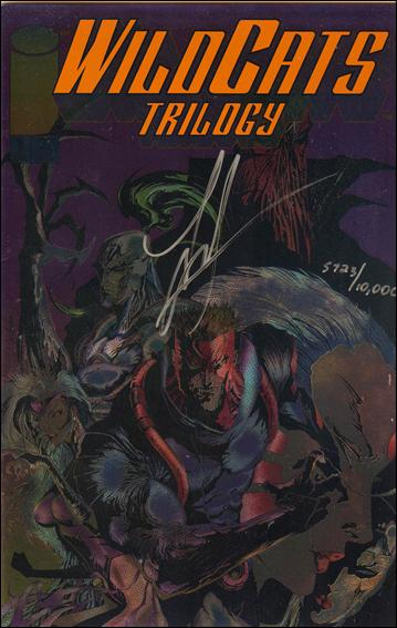 WildC.A.T.s Trilogy 1-D by Image