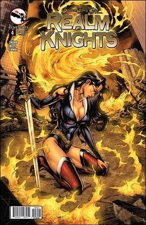 Grimm Fairy Tales Presents Realm Knights (2013/08) 4-B