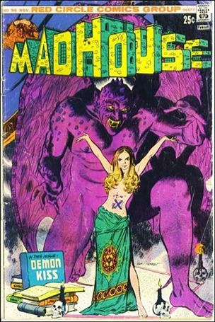 Madhouse (1974) 96-A