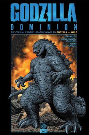 Godzilla: Dominion nn-A