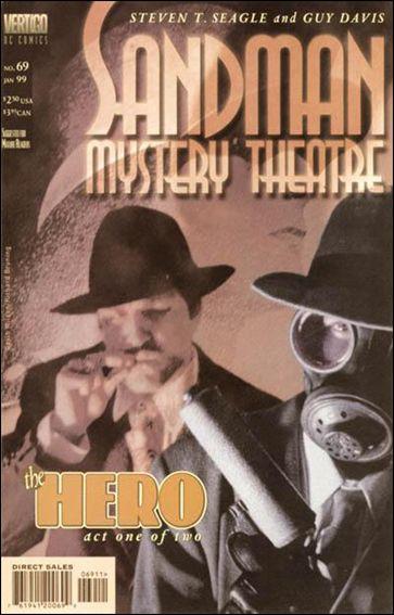 Sandman Mystery Theatre 69-A by Vertigo