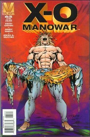 X-O Manowar (1992) 65-A