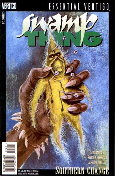Essential Vertigo: Swamp Thing 22-A by Vertigo