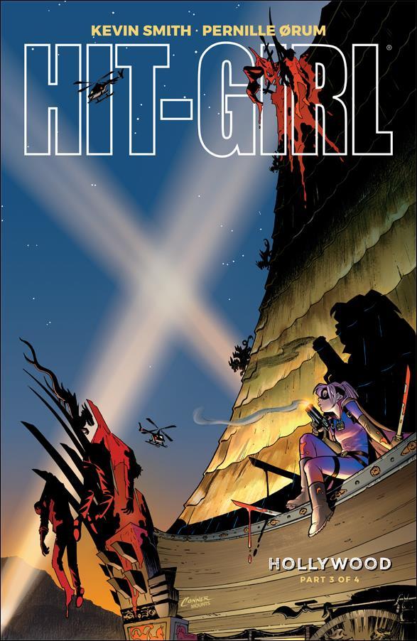 Hit-Girl Season Two 3-C by Image