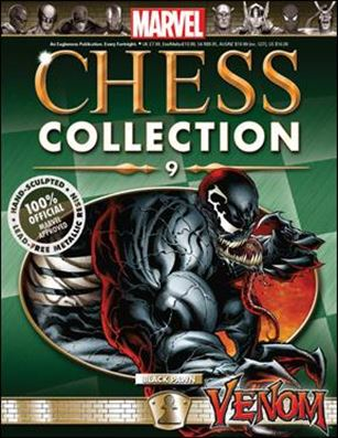 Marvel Chess Collection (UK) 9-A