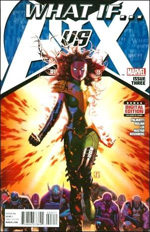 What If? AvX 3-A by Marvel