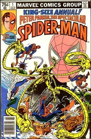 Spectacular Spider-Man Annual 1-A