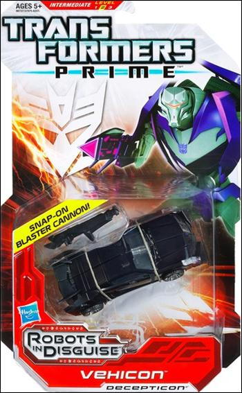 Transformers Prime (Deluxe Class) Vehicon by Hasbro