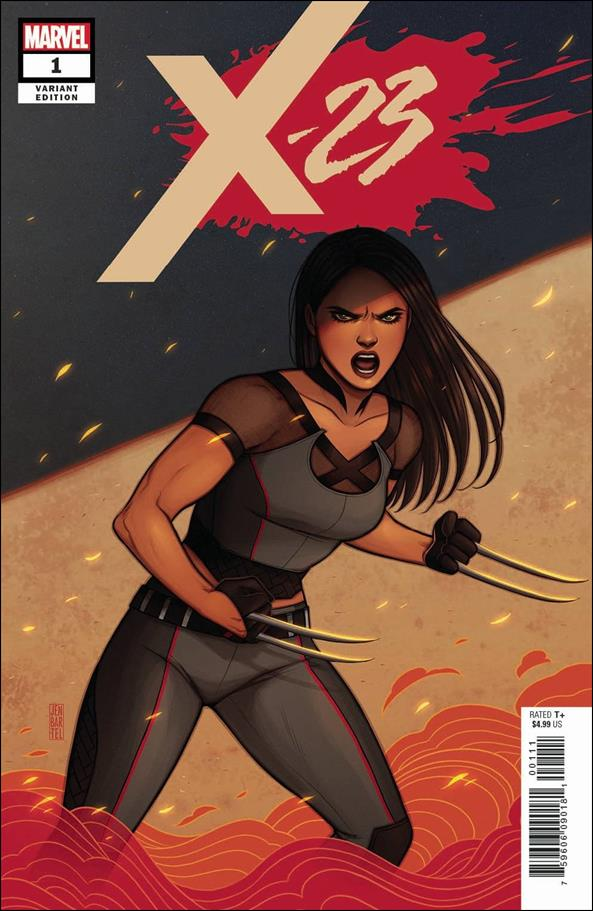 X-23 (2018) 1-E by Marvel