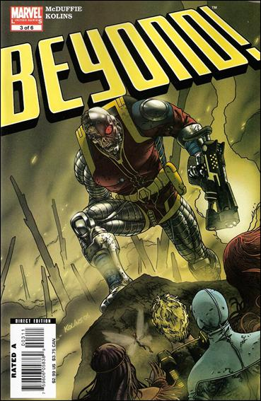 Beyond (2006) 3-A by Marvel