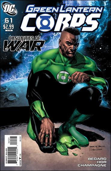 Green Lantern Corps (2006) 61-B by DC