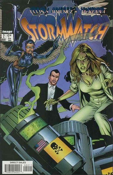 StormWatch (1997) 2-A by Image