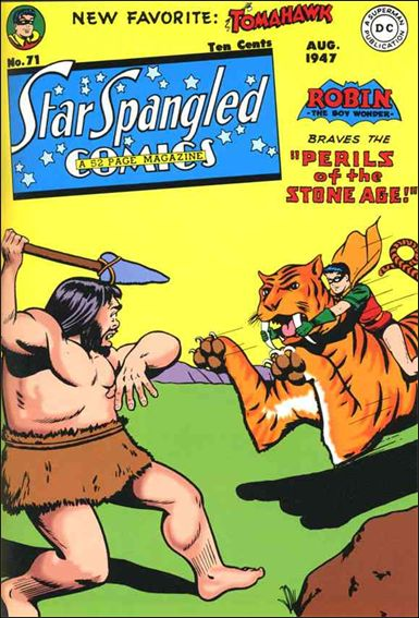 Star Spangled Comics (1941) 71-A by DC