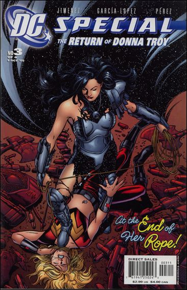 DC Special: The Return of Donna Troy 3-A by DC