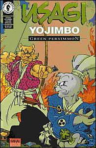 Usagi Yojimbo Color Special 4-A by Fantagraphics