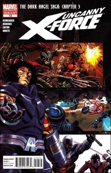 Uncanny X-Force (2010) 13-C by Marvel