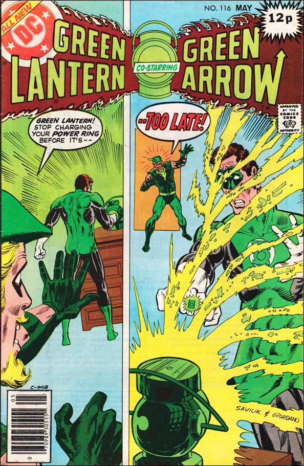 Green Lantern (1960) 116-C by DC