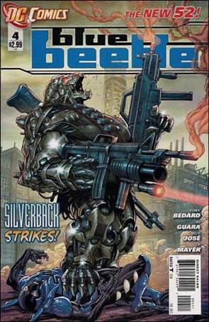 Blue Beetle (2011) 4-A