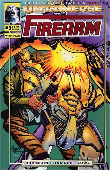 Firearm 2-A by Malibu