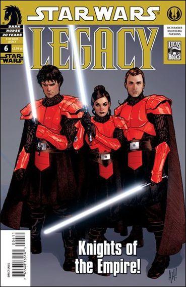 Star Wars: Legacy (2006) 6-A by Dark Horse