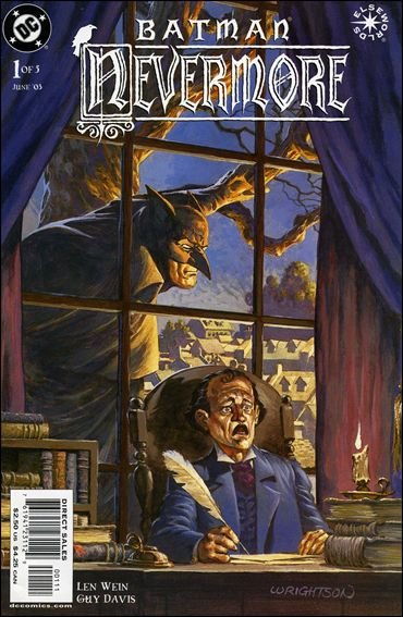 Batman: Nevermore 1-A by DC