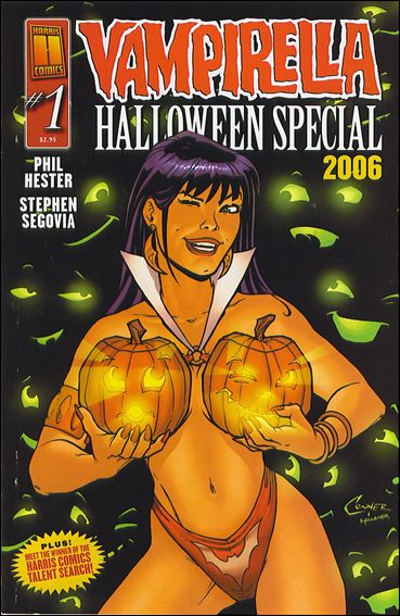 Vampirella 2006 Halloween Special 1-A by Harris