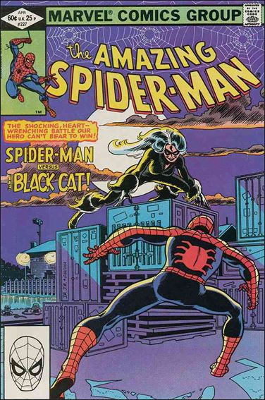 Amazing Spider-Man (1963) 227-A by Marvel