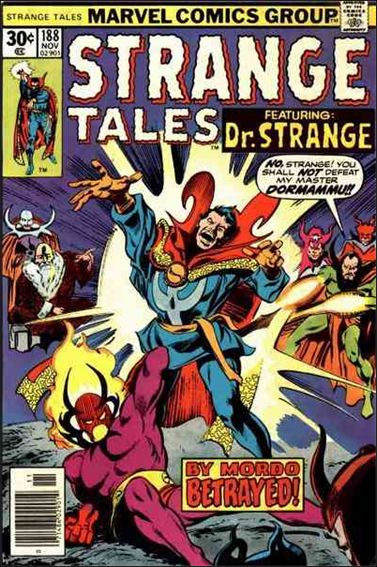 Strange Tales (1951) 188-A by Marvel