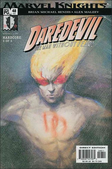 Daredevil (1998) 48-A by Marvel