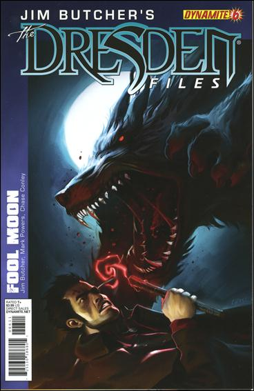 Jim Butcher's The Dresden Files: Fool Moon 6-A by Dynamite Entertainment