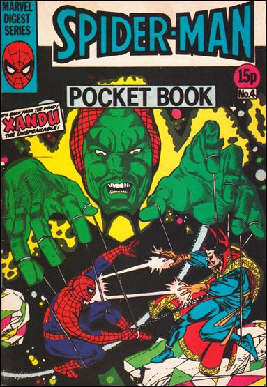 Spider-Man Pocket Book (UK) 4-A by Marvel UK