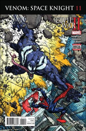 Venom: Space Knight 11-A