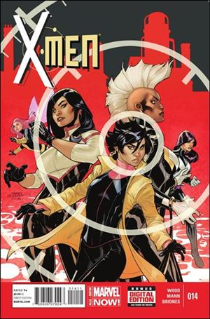 X-Men (2013) 14-A