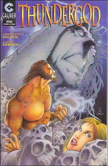 Thundergod (1997) 1-A by Caliber