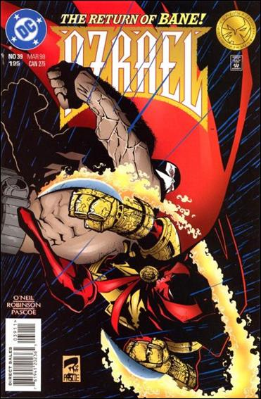 Azrael (1995) 39-A by DC