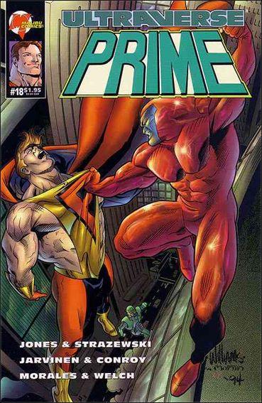 Prime (1993) 18-A by Malibu