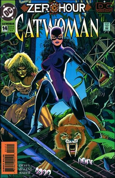 Catwoman (1993) 14-A by DC