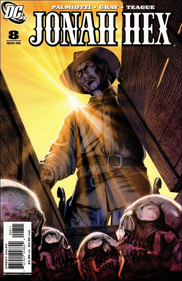 Jonah Hex (2006) 8-A by DC