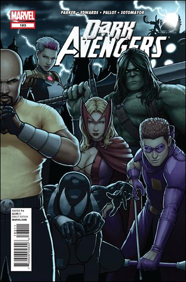 Dark Avengers (2012) 183-A by Marvel