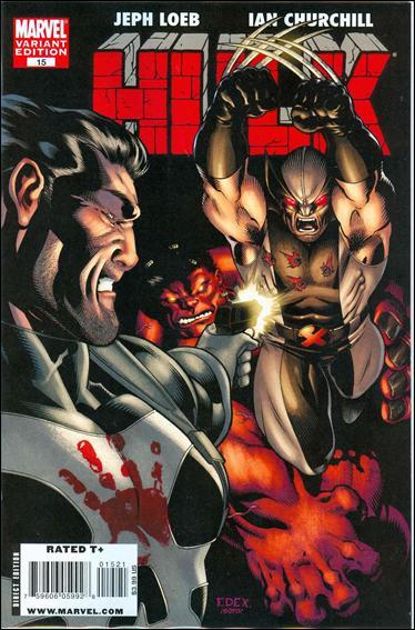 Hulk (2008)  15-B by Marvel