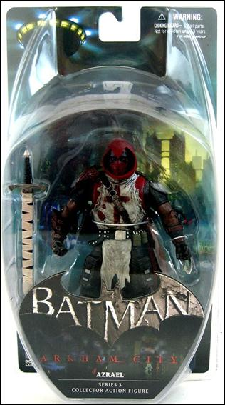 Batman: Arkham City (Series 3)  Azrael by DC Collectibles