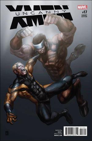 Uncanny X-Men (2016) 17-B