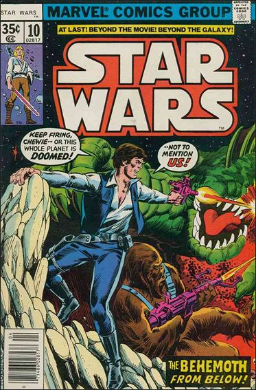 Star Wars (1977) 10-A by Marvel