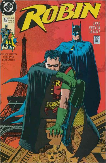 Robin (1991) 1-A by DC