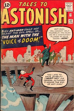 Tales to Astonish (1959) 42-A