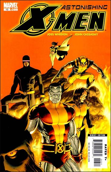 Astonishing X-Men (2004) 13-A by Marvel